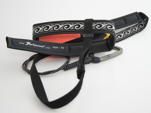 freeXpeience safety belt lanyard full package